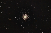 M13 im Sternbild Herkules