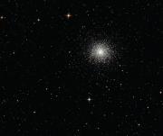 M13 im Sternbild Herkules Finale Aufnahme 2014
