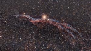 NGC6960 - Crop