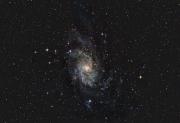 M33 - Der Dreiecksnebel